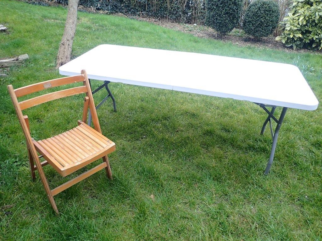 location chaises et tables